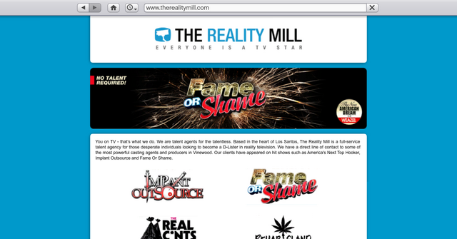 File:The Reality Mill Website GTA V.png