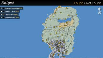 Letter Scraps GTAVe Official-Map