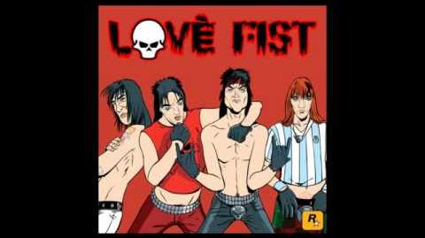 Love Fist - Down Down Down