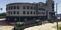 Vespucci Police Station