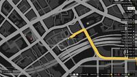 Vehicle Export Private GTAO Backlot City Map