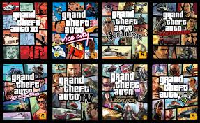 File:All the gta games.png