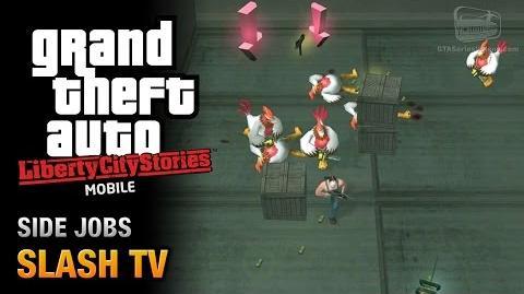 GTA Liberty City Stories Mobile - Slash TV