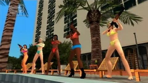 GTA Vice City Stories - Walkthrough - Mission 36 - Unfriendly Competition
