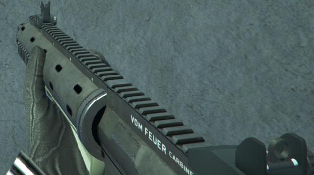 File:Carbine Rifle Grip GTA V.png