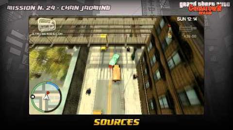 GTA Chinatown Wars - Walkthrough - Mission 24 - Sources