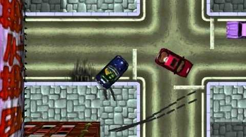 Grand Theft Auto 1 PC San Andreas Chapter 1 - Mission 1