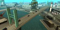 Ocean Docks Bridge