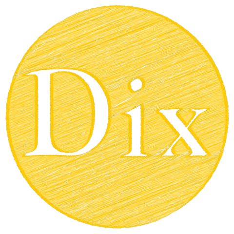 File:DixLogoYellow.png