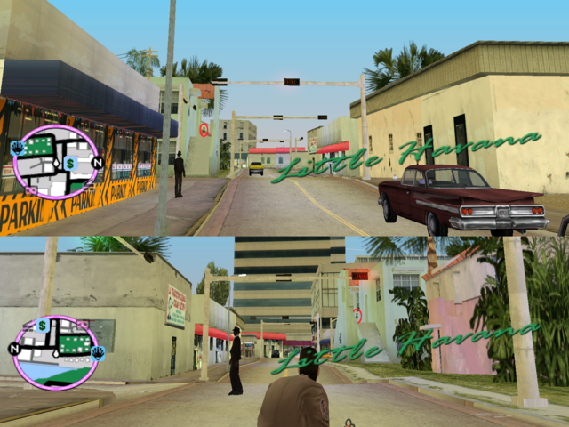 File:GTAVC HiddenPack 72 top of pyramid stairs 'for sale' in NW Little Havana.png