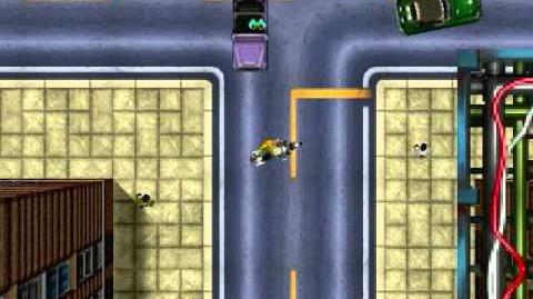 Grand Theft Auto 1 PC Liberty City Chapter 1 - Mission 2
