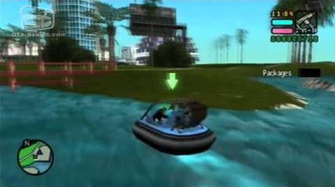 GTA Vice City Stories - Walkthrough - Mission 46 - White Lies