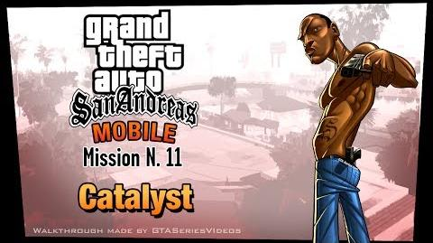 GTA San Andreas - iPad Walkthrough - Mission 11 - Catalyst (HD)
