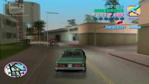 GTA Vice City - Walkthrough - Mission 38 - Waste the Wife (HD)