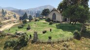 StBrigidBaptistChurch-Chaparral-Overview