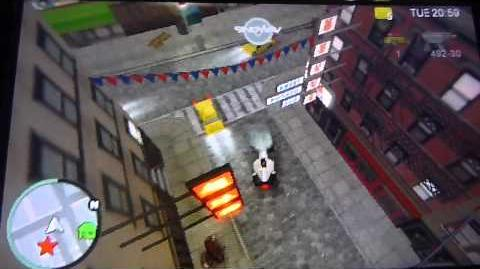 """How to get the """"Legendary"""" sword in Gta China Town Wars"""