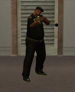 CarlJohnson GTASA Fat Selfportrait