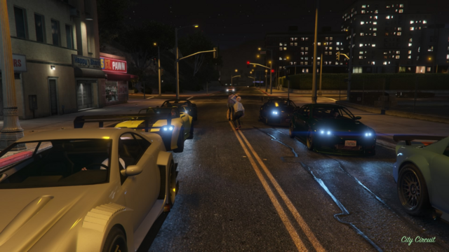 File:City Circuit GTAV Street Race Grid.png