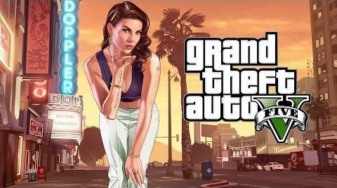 """Grand Theft Auto V """"A Picket Fence and a Dog Named Skip""""-1"""