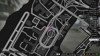 Vehicle Import Detective GTAO LSIA Map