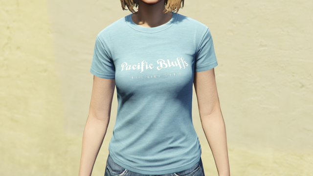 File:PacificBluffsTShirt-GTAO-Female-InGame.png