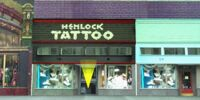 Hemlock Tattoo