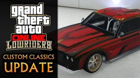 GTA Online Lowriders Custom Classics Update - Sabre Turbo