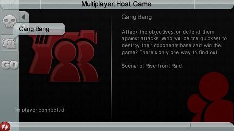 GTA Chinatown Wars - Multiplayer - Gang Bang Mode (PSP)