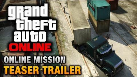 GTA Online - Mission - Teaser Trailer Hard Difficulty