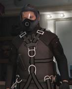 Scuba Suit GTAVpc Michael DirectorMode Masked