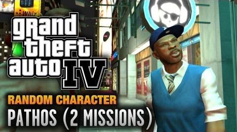 GTA 4 - Random Character 7 - Pathos 2 Missions (1080p)