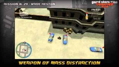GTA Chinatown Wars - Walkthrough - Mission 29 - Weapon of Mass Distraction