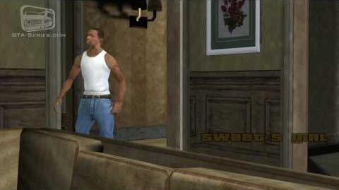 GTA San Andreas - Walkthrough - Mission 8 - Sweet's Girl (HD)