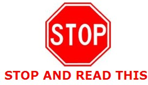 Image result for stop and read