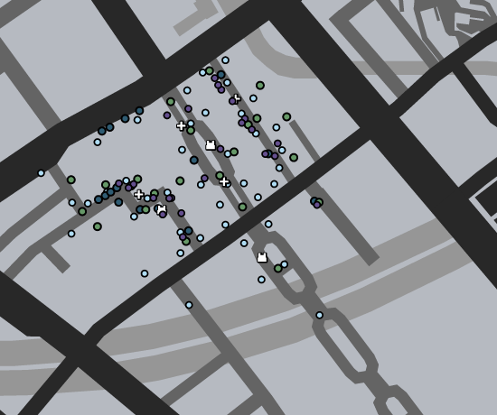 File:North Rockford Deathmatch GTAO Map.png