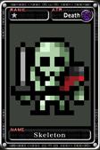 Skeleton 8bit