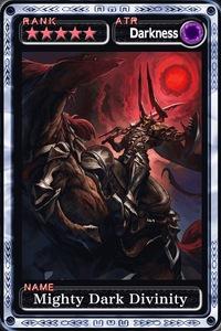 Mighty Dark Divinity