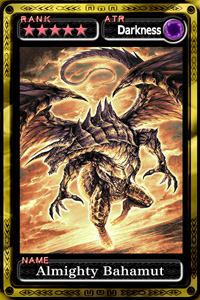 Almighty bahamut