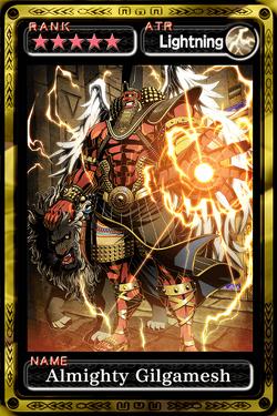 Almighty Gilgamesh