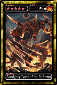 Almighty Lord of the Inferno