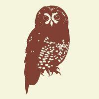 Spottedowl-sil