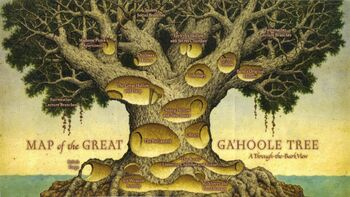 Great Ga'Hoole Tree (book)