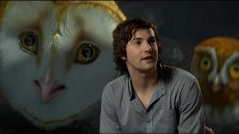Legend of the Guardians Interview - Jim Sturgess