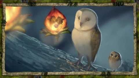 Legend of the Guardians - The Owls of Ga'Hoole - The Great Tree