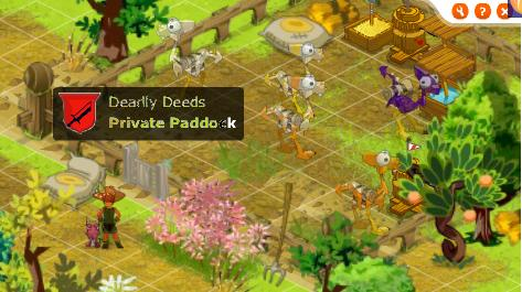 Deadly Deeds Paddock1
