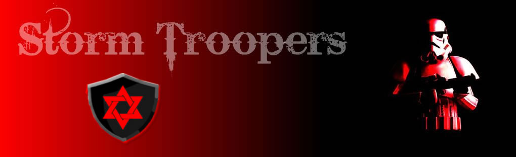 Storm Troopers (shika) Banner
