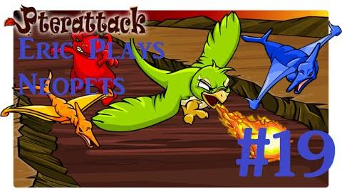 Let's Play Neopets 19 Pterattack