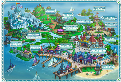 Roo Island (New Look)