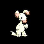 Blumaroo white