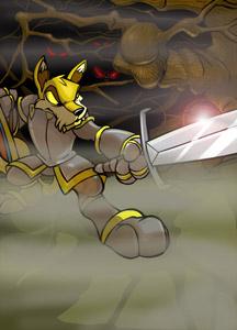Tormund knight armor